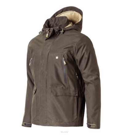 Kurtka Tagart Thunder Thermo Brown