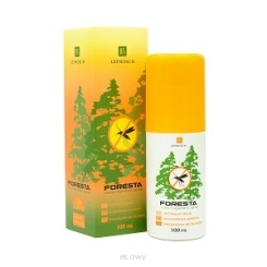 Foresta Spray 30% DEET + 20% IR 3535